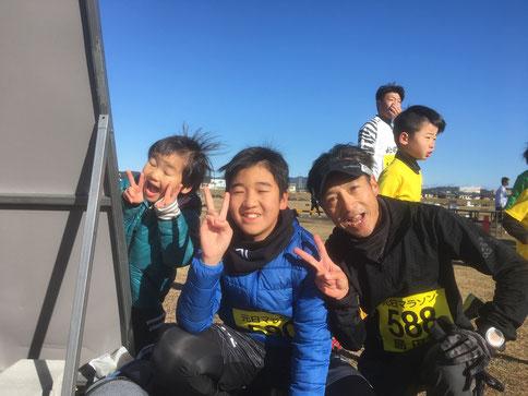 島田市元旦マラソン