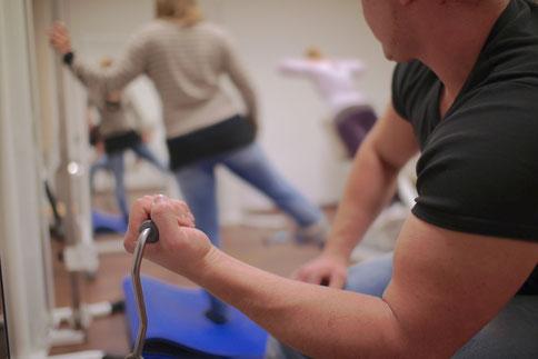 Physiotherapie - Duisburg - Gerätetraining