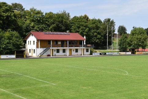 Ede Stadion/Vereinsheim