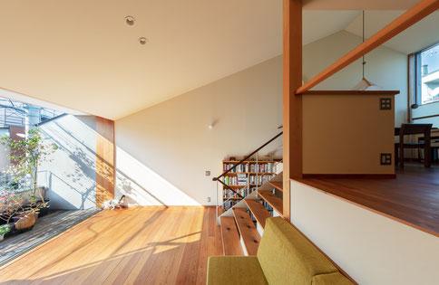 スキップ町家|烏野建築設計室