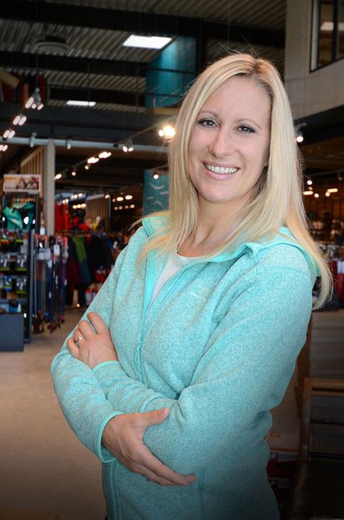 Baumhauer Outdoorsport Team - Angela Ströhle