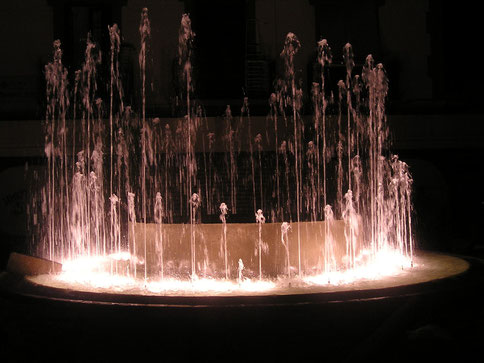 Fuente ornamental Melilla