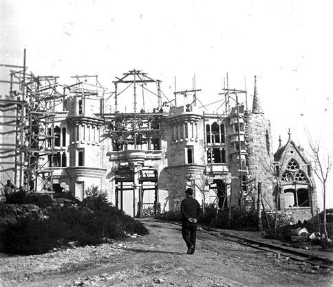 Саграда Фамилия в Барселоне - как строилась эта церковь