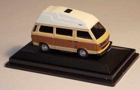 VW T3 Camper Reimo, Schuco