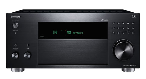 Onkyo TX-RZ3400 Test Modifikation Upgrade High End modification