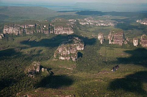 Nationalpark Chiribiquete, parque natural chiribiquete