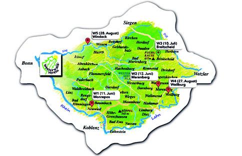 Natur Pur - Wandern mit dem Westerwald-Verein