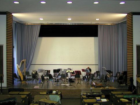 Bürgersaal, 2007 vor dem Umbau. Photo: ZAC·