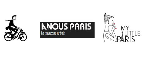 meilleurs sites Paris Merci Alfred A Nous Paris My little Paris