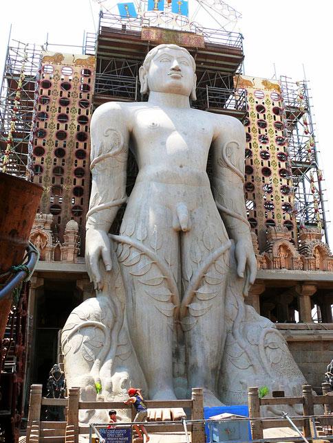 Spurenwechsler TIPS Reise Blog Schwarz Jörg Tempel Indien Jain Karnataka Kultur Highlights