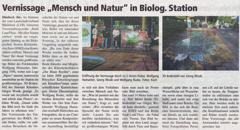 Rheinische Post (Grenzlandnachrichten) 16.9.2021