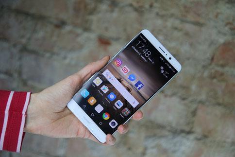 Das Huawei Mate 9 – großes Handy große Akkuleistung