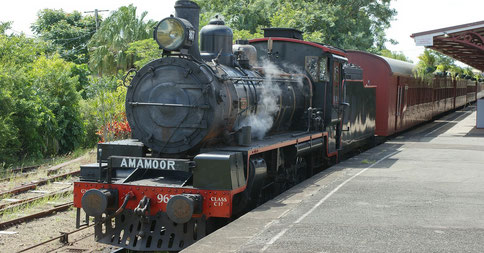 Melbourne Tipps Puffing Billy
