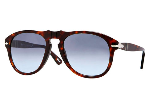 Sunglasses: Persol 649 24/86 Price: 27,000yen