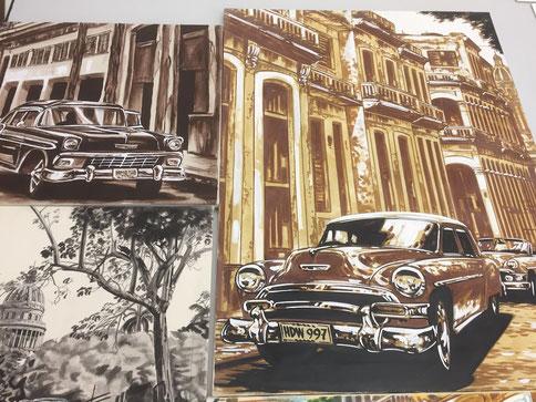 Bilder einrahmen; Atelier Guatelli - weil Qualität sich lohnt