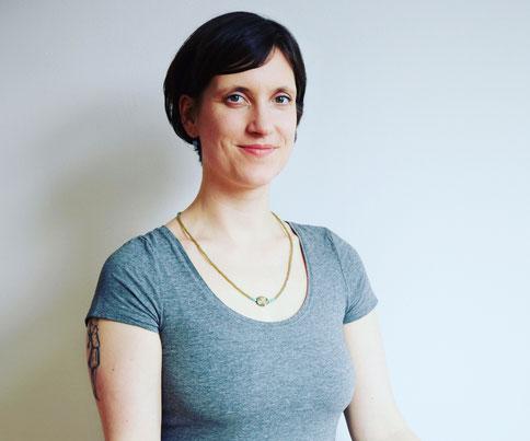 Maite Woköck bietet Online-Meditationskurse für Mamas an