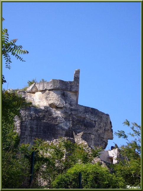 Vestiges et verdure, Baux-de-Provence, Alpilles (13)