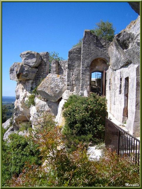 Salles basses du Château des Baux-de-Provence, Alpilles (13)