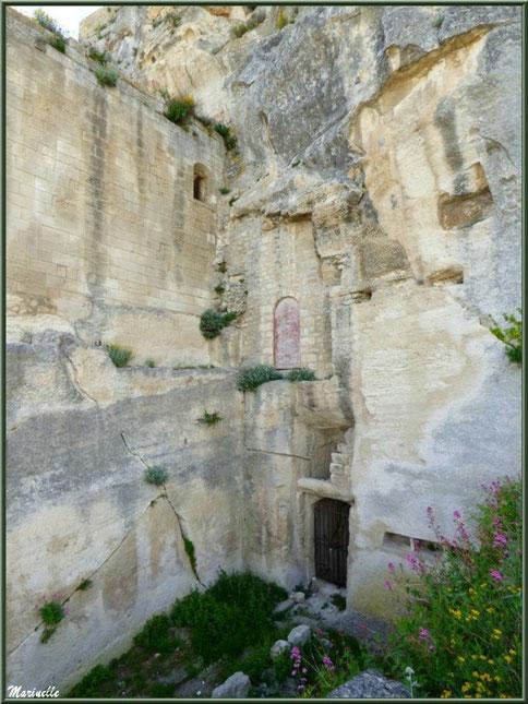 Trou aux Lièvres, Château des Baux-de-Provence, Alpilles (13)