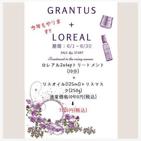 横浜  石川町  美容室   Grantus キャンペーン トリートメント 求人 ricruit 美容師 美容院
