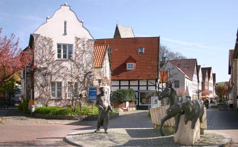 Haller Willem © Stadt Halle Westfalen