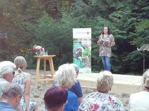 Vortrag Barbara Dürrwang Nachhaltig Natur
