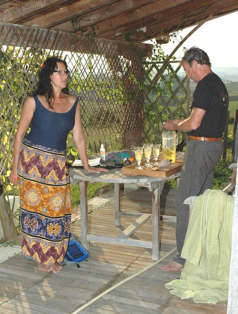 Cliché pris quelque part dans le territoire de Guyenne, le 19 août 2011