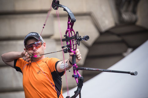 Foto: World Archery/Dean Alberga