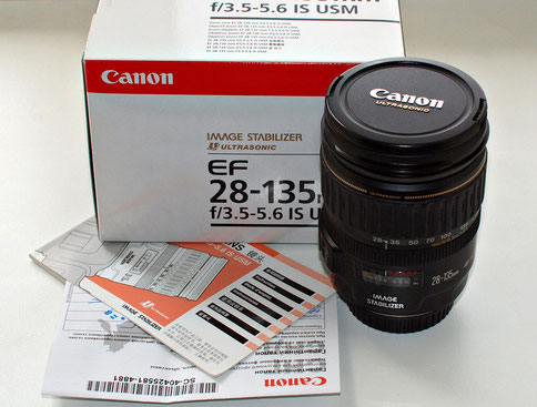 Canon EF 28-135/3.5-5.6 IS USM