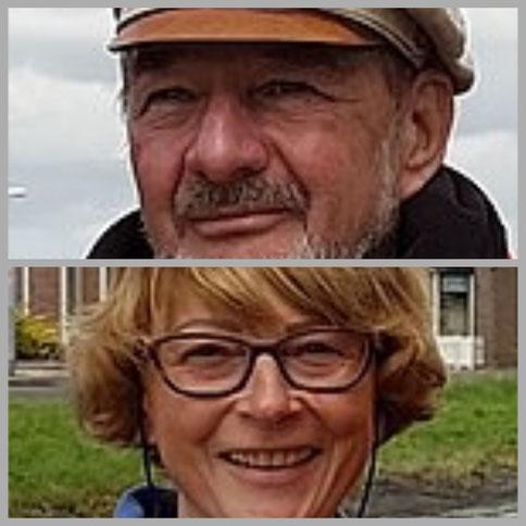 Die Autoren: Detlef H. Krügel und Gisela Krügel (C) Hayit Verlag