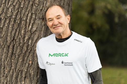 Jürgen Herbst Mitglied im Leitungsteam Darmstädter Lauf-Treff