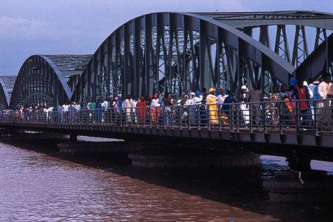 Die Brücke Faidherbe