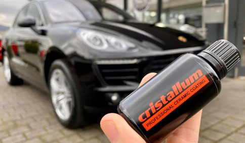 CoatingOne Cristallum Glascoating  | A1 Car Cleaning Bunschoten