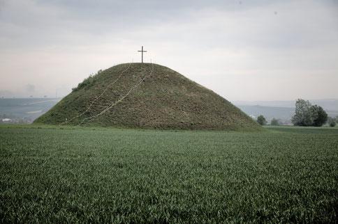 Das Hügelgrab von Großmugl