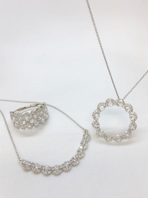J.B.ジャパン  ローズカットダイヤモンドコレクション2 イメージ