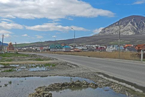 Nowoterski Smejka-Berg bei Mineralnye Wody