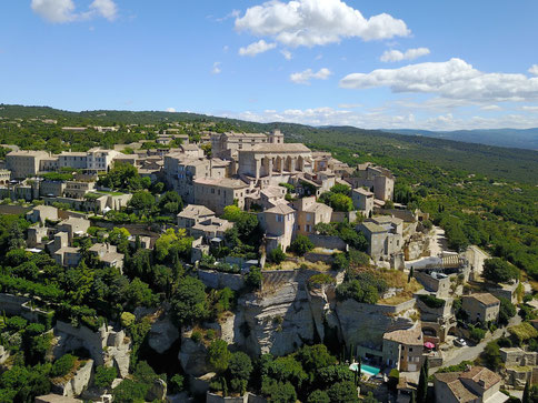The Luberon hanging village, Gordes
