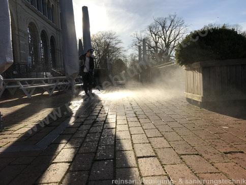 Pflastersteinreinigung in Köln
