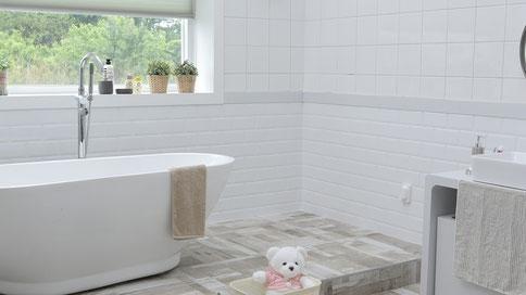Rénovation salle de bain à Montpellier - architecte d'intérieur montpellier