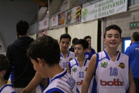 Leonardo Sestu (n°18) MVP di giornata con i suoi 28 punti - Guido Fissolo ph