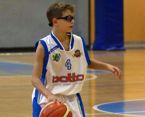 Davide Fissolo in azione - Guido Fissolo ph