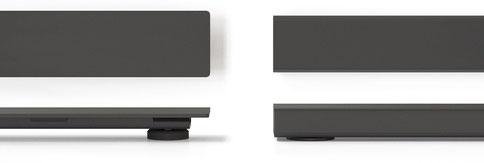 Tischfuß - Varianten des Schreibtisches ACTIVE
