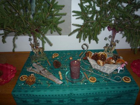 ... besinnliche Adventzeit ...