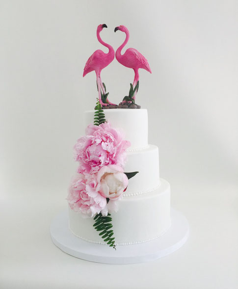Tarta decorada con fondant | Dulce Dorotea