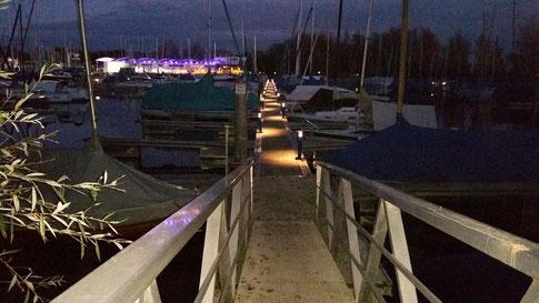 Unser Hafen aus einem anderen Blickwinkel 30.11.2017