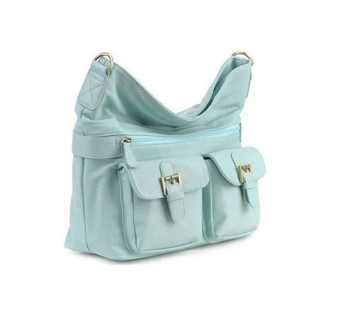 Jo Totes Gracie Camera Bag in Mint