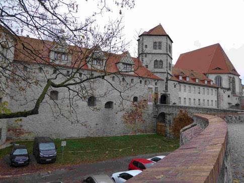 Die Moritzburg in Halle Foto: Weil