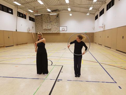 denise eschmann hoopdance workshop hula hoop hulahoop hoopflow flow dance köln