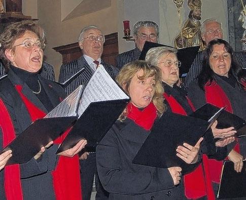 Geistliches Chorkonzert - 2008