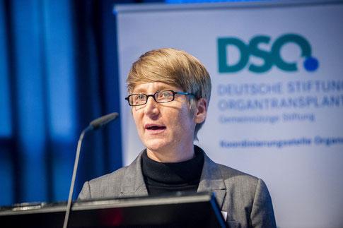 Das Bild stammt vom DSO-Jahreskongress 2016. Aktuelles Foto aus Essen folgt.